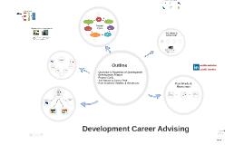 Copy of Development Career Advising