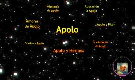 Apolo ,Dios del Sol