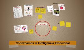 Conozcamos lo que es Inteligencia Emocional