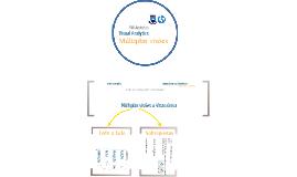 Visual Analytics - Métodos para combinar múltiplas visões