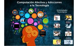 Computación Afectiva y Adicciones