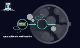 Sistema de verificación