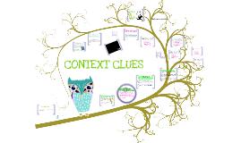 Copy of Context Clues