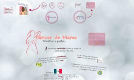 Copy of Cáncer de Mama