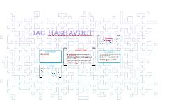 JAG  HASHAVUOT