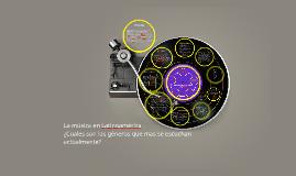 La música en Latinoamerica