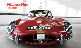 Copy of 1961 Jaguar E-Type
