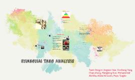 shanghai tang analysis