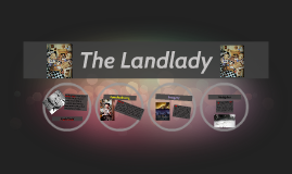 Copy of The Landlady