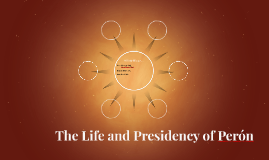 The Life and Presidency of Perón