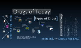 Common Drugs of Today
