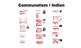 E2012 Dimmmensionskursus 4 Communalism i Indien