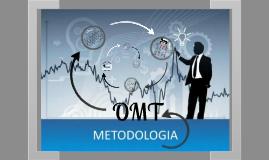 Copy of Metodología Orientada a Objetos