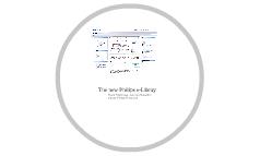 The new Philips e-Libray