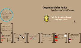 4_Comparative Criminal Justice_Lecture