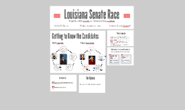 Louisiana Senate Race