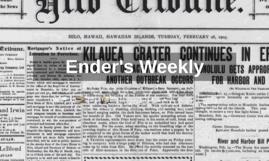 Ender's Weekly
