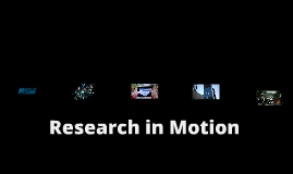 Copy of Research in Motion