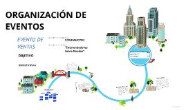 Copy of ORGANIZACIÓN DE EVENTOS