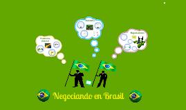 Negociando en Brasil