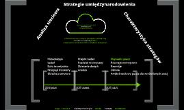 Copy of Seminarium magisterskie. Zarządzanie strategiczne