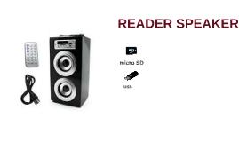 READER SPEAKER
