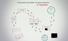 Fundamentos de las RRPP - Perspectiva Histórica