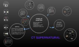 CT SUPERNATURAL