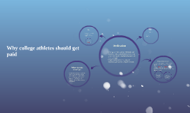 Why college athletes should get paid