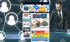 WEB 2.0 Y MATERIAL MULTIMEDIA