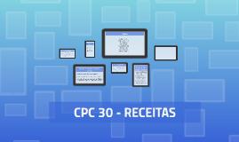 CPC 30 - RECEITAS
