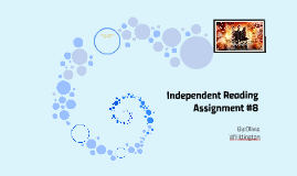Independent Reading Assignment #8