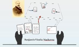 Benjamín Vicuña Mackenna
