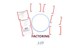 FACTORING 3.09