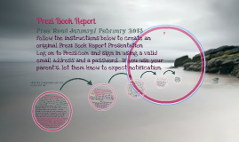 Copy of Grade 4 Prezi Book Report