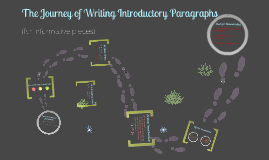 Copy of How to write introductory paragraphs