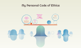 Copy of Alabama Code of Ethics and My Personal Code of Ethics