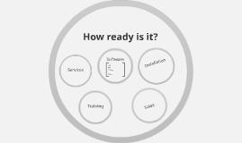 How ready is it?