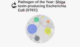 Pathogen of the Year: