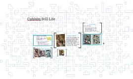 2019 Cubisim Still Life
