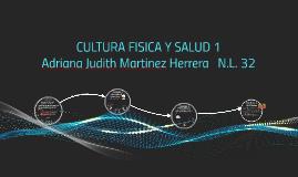 CULTURA FISICA 1