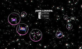 HISTORICAL PERSON-JHON LENNON