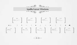 Apollo Lunar Missions