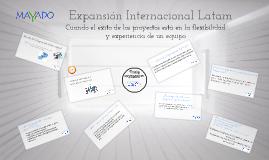Presentación Evento Expansión Internacional en Latam