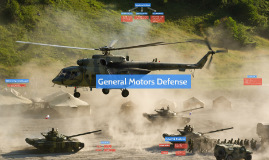 Copy of General Motors Defense