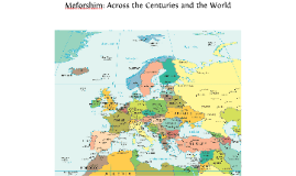 Meforshim: Across the Centuries and the World