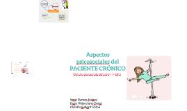 Aspectos psicosociales del paciente crónico