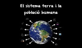 El sistema terra i la població humana
