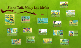 Copy of Stand Tall, Molly Lou Melon
