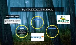 FORTALEZA DE MARCA
